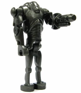 LEGO Star Wars LOOSE Mini Figure B-2 Super Battle Droid with Blaster Arm [Gunmetal]