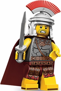 LEGO Minifigure Collection Series 10 LOOSE Mini Figure Roman Commander