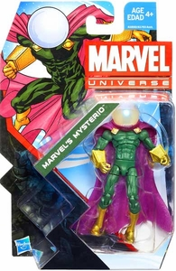 Marvel Universe 3 3/4 Inch Series 22 Action Figure #005 Mysterio