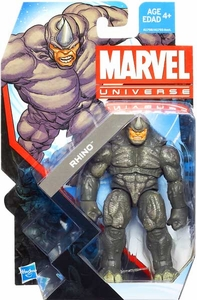 Marvel Universe 3 3/4 Inch Series 22 Action Figure #003 Rhino