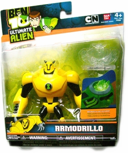 Ben 10 Ultimate Alien 4 Inch Action Figure Armodrillo