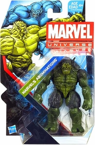 Marvel Universe 3 3/4 Inch Series 23 Action Figure #019 Abomination [Green]