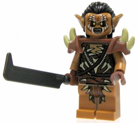 LEGO Hobbit LOOSE Mini Figure Gundabad Orc with Sword