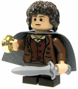 LEGO Lord of the Rings LOOSE Mini Figure Frodo [Ring, Sting & Cloak]