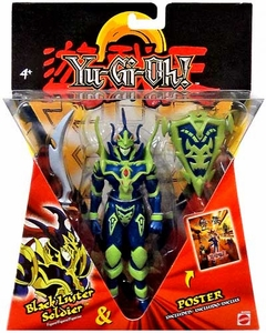 YuGiOh 6 Inch Action Figure Black Luster Soldier