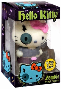 Funko Hello Kitty Halloween 5 Inch Vinyl Figure Zombie [Glow-in-the-Dark]