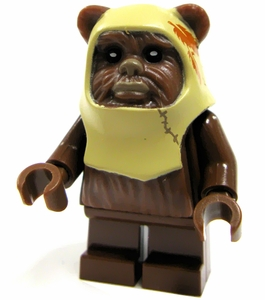LEGO Star Wars LOOSE Mini Figure Paploo