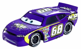 Disney / Pixar CARS Movie Exclusive 1:55 Die Cast Car Motor Speedway of the South #68 N2O Cola Only 1,000 Made!