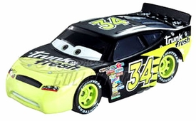 Disney / Pixar CARS Movie Exclusive 1:55 Die Cast Car Motor Speedway of the South #34 Trunk Fresh Only 1,000 Made!