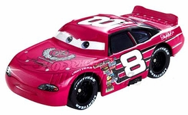 Disney / Pixar CARS Movie Exclusive 1:55 Die Cast Car Motor Speedway of the South #8 Dale Jr. Only 1,000 Made!