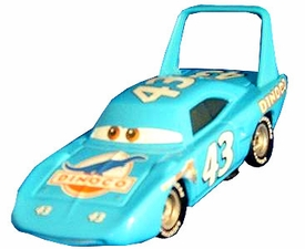 Disney / Pixar CARS Movie Exclusive 1:55 Die Cast Car Motor Speedway of the South #43 The King Only 1,000 Made!