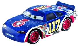 Disney / Pixar CARS Movie Exclusive 1:55 Die Cast Car Motor Speedway of the South #117 Lil' Torquey Only 1,000 Made!