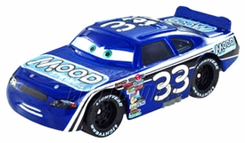 Disney / Pixar CARS Movie Exclusive 1:55 Die Cast Car Motor Speedway of the South #33 Mood Springs Only 1,000 Made!