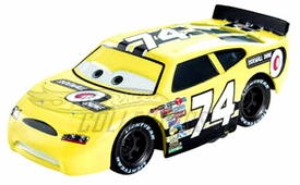 Disney / Pixar CARS Movie Exclusive 1:55 Die Cast Car Motor Speedway of the South #74 Sidewall Shine Only 1,000 Made!