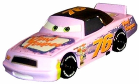 Disney / Pixar CARS Movie Exclusive 1:55 Die Cast Car Motor Speedway of the South #76 Vinyl Toupee Only 1,000 Made!