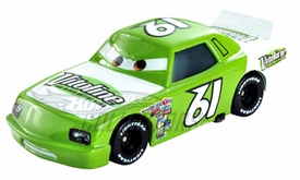 Disney / Pixar CARS Movie Exclusive 1:55 Die Cast Car Motor Speedway of the South #61 Vitoline Only 1,000 Made!