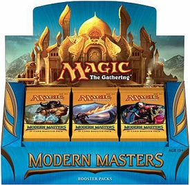 Magic the Gathering Modern Masters Booster BOX [24 Packs]