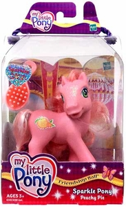 My Little Pony Friendship Ball Sparkle Pony Peachy Pie