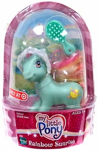 My Little Pony Exclusive Rainbow Sunrise
