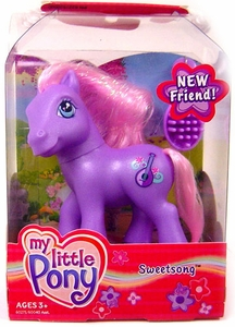 My Little Pony New Friend Sweetsong
