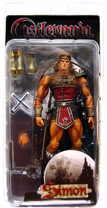 NECA Castlevania Series 1 Action Figure Simon Belmont