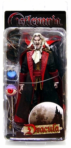 NECA Castlevania Series 1 Action Figure Dracula [Mouth Open]