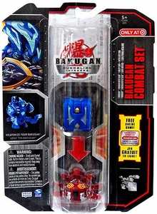 Bakugan Gundalian Invaders Exclusive Combat Set 2-Pack Aquos Terrorcrest & Pyrus Phosphos