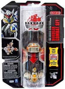 Bakugan Gundalian Invaders Exclusive Combat Set 2-Pack Aranaut & Battle Crusher