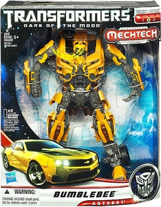 Transformers 3: Dark of the Moon Leader Mechtech Action Figure Bumblebee