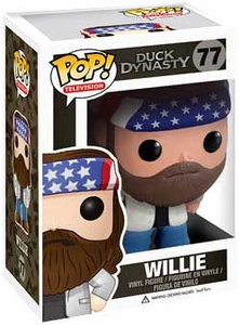 Funko POP! Duck Dynasty Vinyl Figure Willie Robertson
