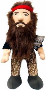 Duck Dynasty 24 Inch Plush with Sound Willie
