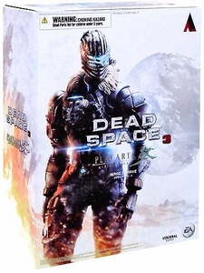 Dead Space 3 Square Enix Play Arts Kai Action Figure Isaac Clarke