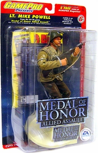 Medal of Honor Allied Assault Action Figure Lt. Mike Powell