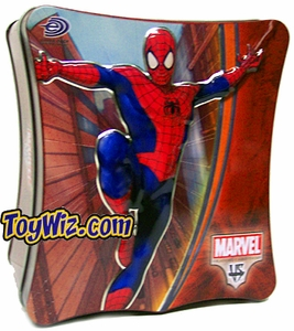 Marvel VS System Trading Card Game Spider-Man Collectible Tin Set