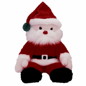 Ty Beanie Buddy Santa the Santa Claus