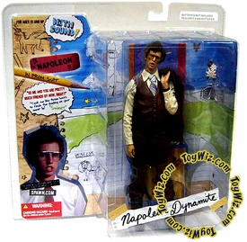 McFarlane Toys Napoleon Dynamite Series 1 Action Figure Napoleon in Prom Suit