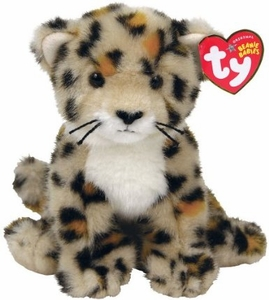 Ty Beanie Baby Spotter the Leopard