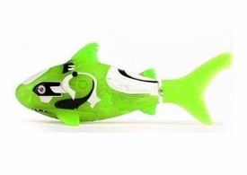 Robo Fish 3 Inch Electronic Pet Green Shark
