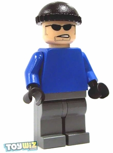 LEGO Batman LOOSE Mini Figure Mr. Freeze's Henchman