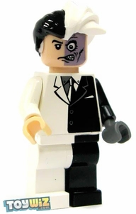 LEGO Batman LOOSE Mini Figure Two-Face