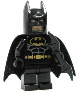 LEGO Batman LOOSE Complete Mini Figure Batman with Batarang [Original Movie]