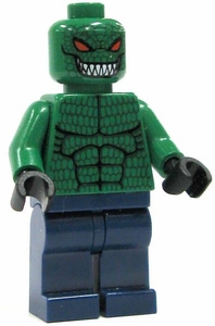 LEGO Batman LOOSE Mini Figure Killer Croc
