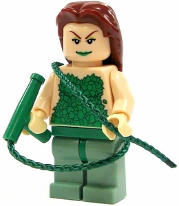 LEGO Batman LOOSE Complete Mini Figure Poison Ivy