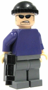 LEGO Batman LOOSE Mini Figure Joker's Henchman