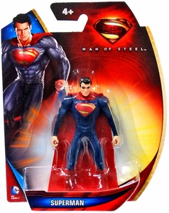 Man of Steel Movie 3 Inch Action Figure Superman [Classic Suit]