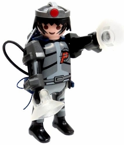 Playmobil  LOOSE Mini Figure Male Secret Agent