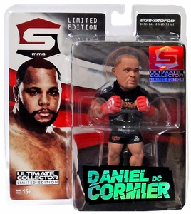 Round 5 UFC Ultimate Collector Series 14 LIMITED EDITION Action Figure Daniel Cormier [Strikeforce Edition]