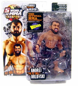 Round 5 World of MMA Champions UFC Exclusive Action Figure Andrei