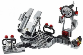 LEGO The Movie LOOSE Terrain Melting Room