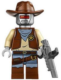 LEGO The Movie LOOSE Minifigure Deputron